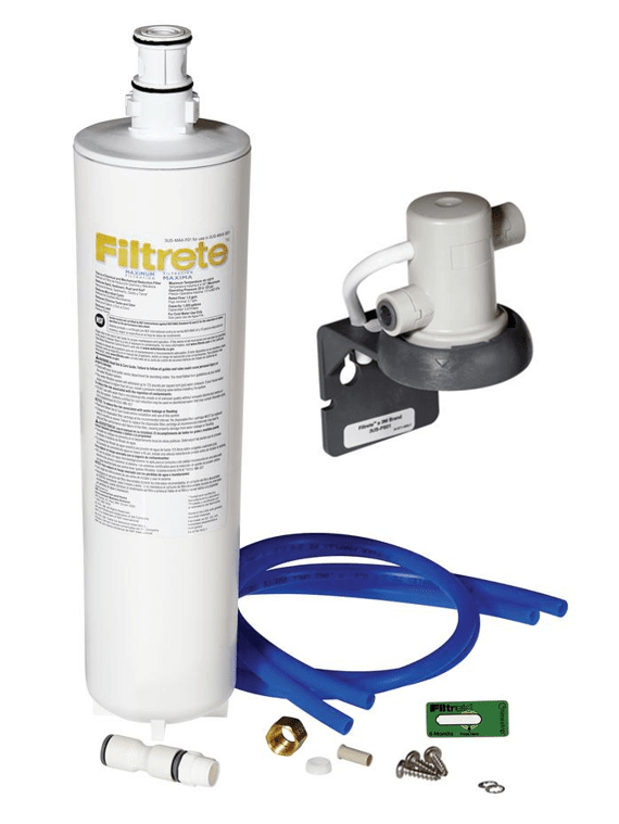 3M  Filtrete  Replacement Water Filter  For Under Sink 2000 gal.
